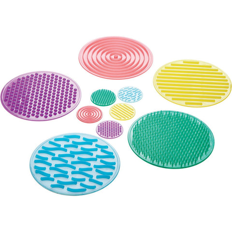 SiliShapes-Sensory-Circles-pk-10