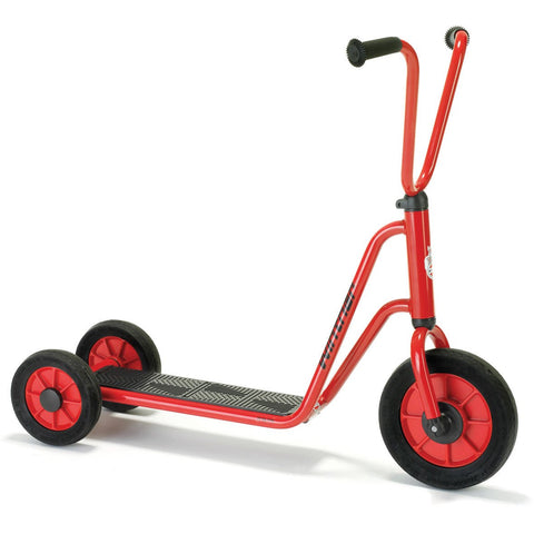 Scooter-with-2-Rear-Wheels-