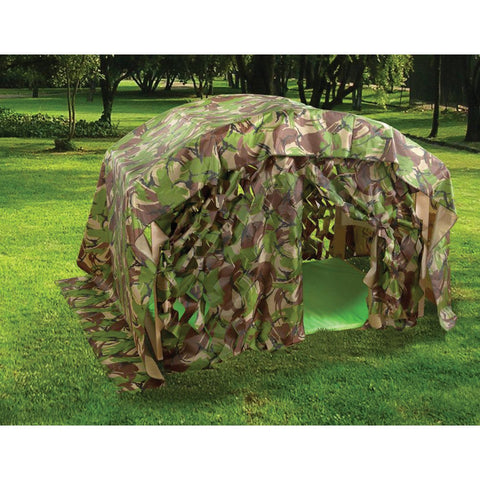 Indoor/Outdoor-Folding-Den-with-Camouflage-Den-Kit-