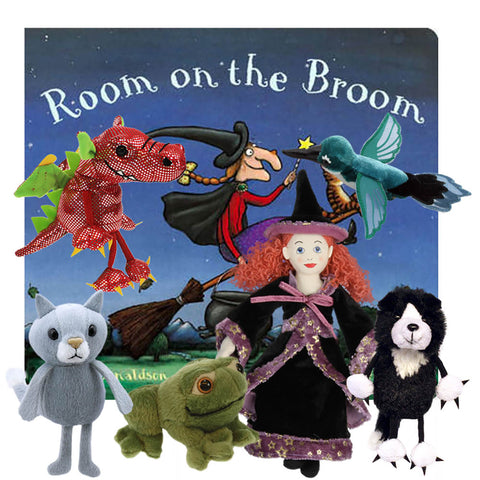 Room on the Broom Story Set