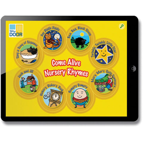Come-Alive-Nursery-Rhymes-App-(Single-Licence)-