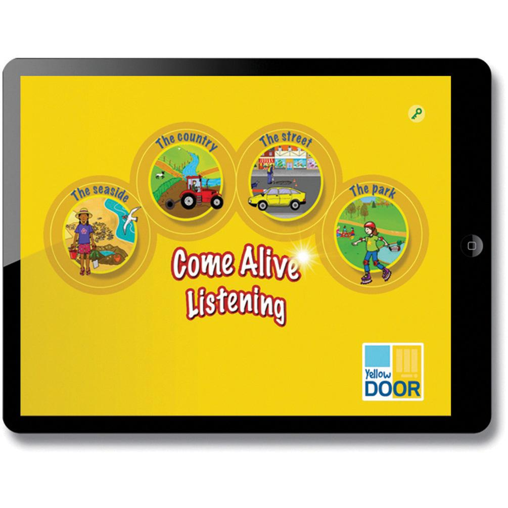 Come-Alive-Listening-App-(Single-Licence)-