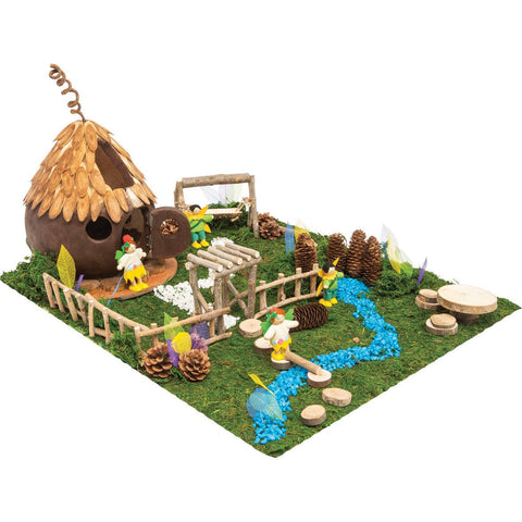 Enchanted-Village---Acorn-Dwelling-Set