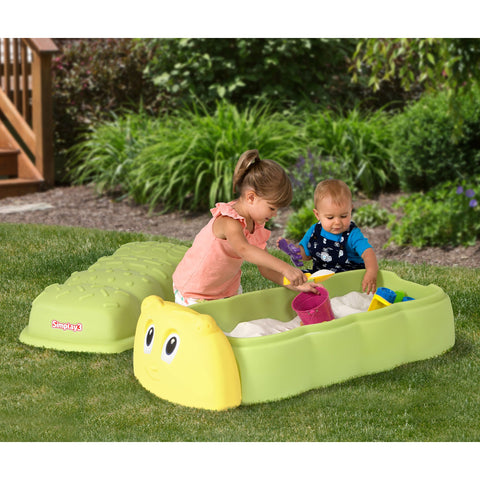 Caterpillar Play Box