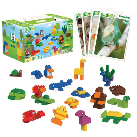 BiOBUDDi Animal Construction Set