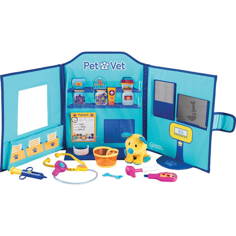 Pretend & Play Pet Vet Hospital