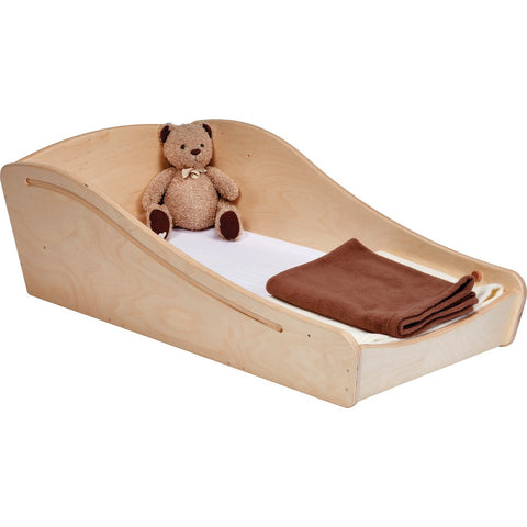 Wooden Sleep Pod with Mattress