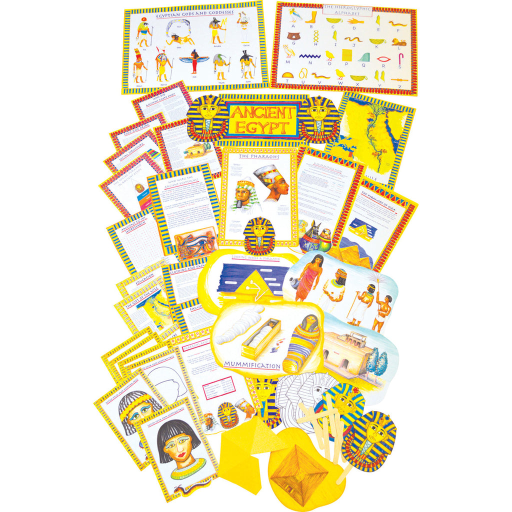 Ancient Egypt History Display Pack