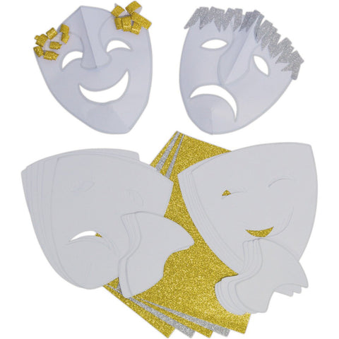 Make-a-Greek-Comedy/Tragedy-Mask-pk-30