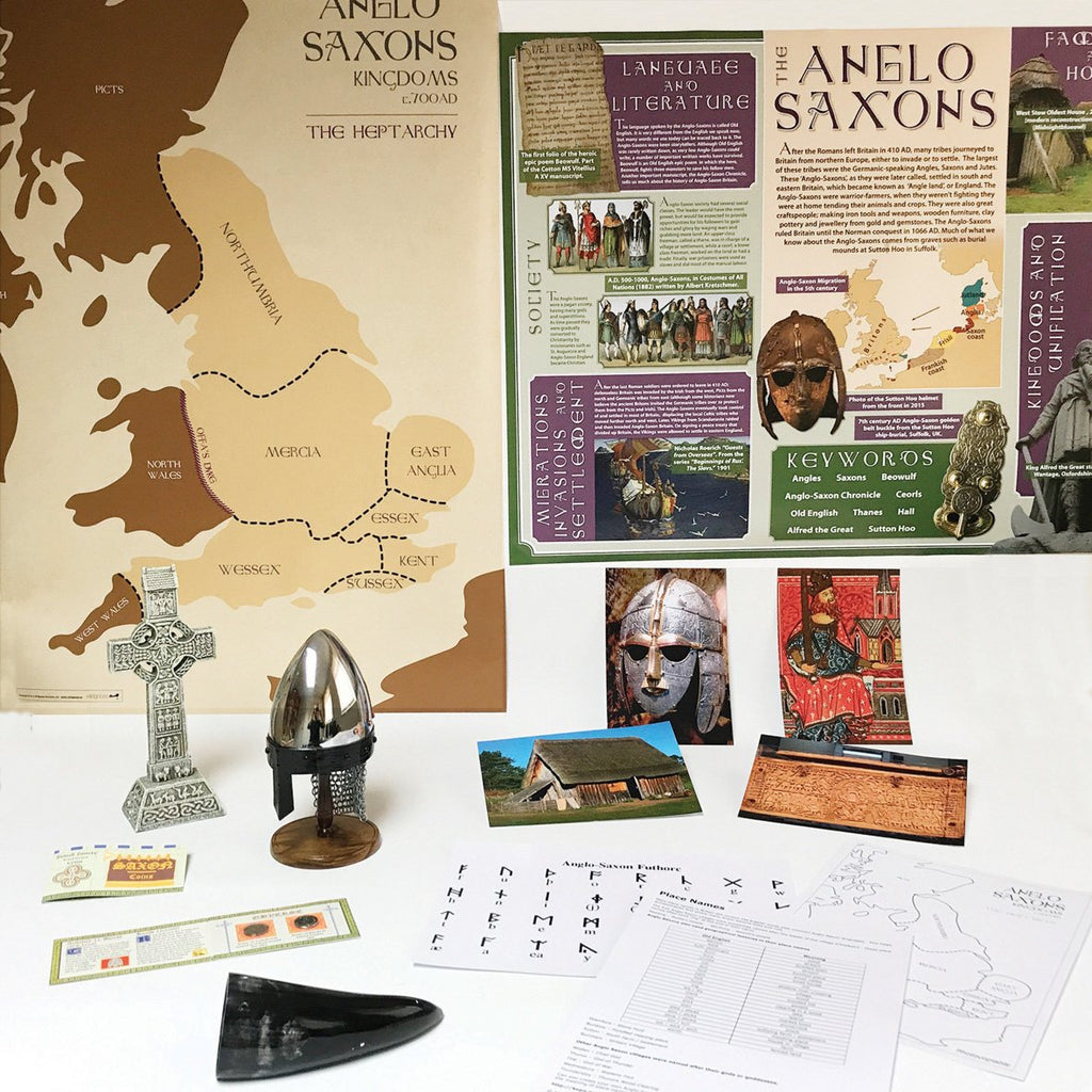 Anglo-Saxons-Artefacts-Pack-