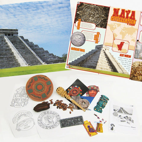 Maya-Artefacts-Pack-