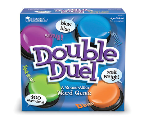 Double Duel Word Game