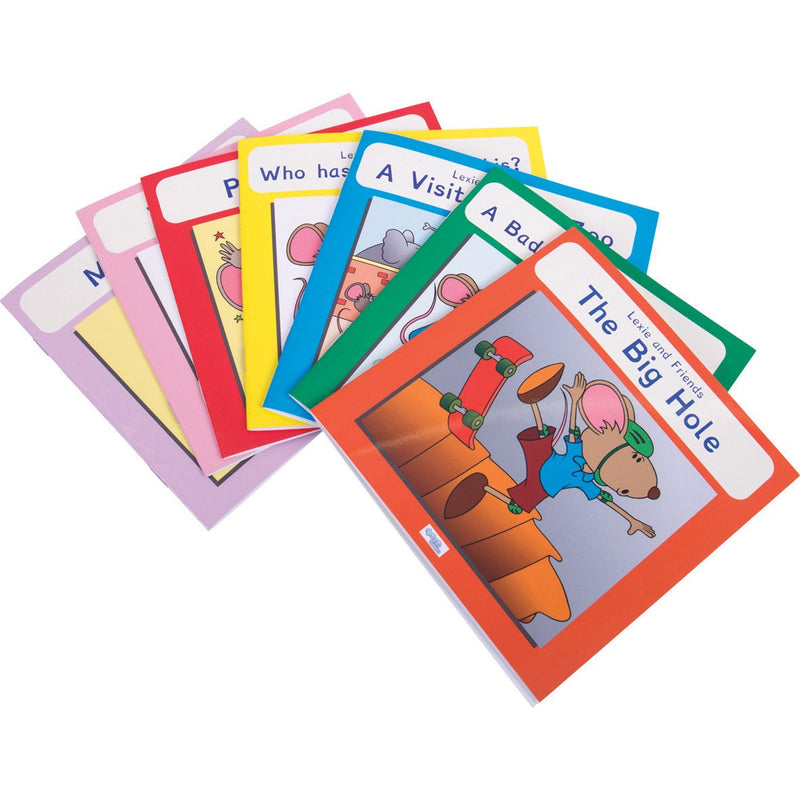Lexie-Mouse-Phonic-Books---Set-1-pk-7
