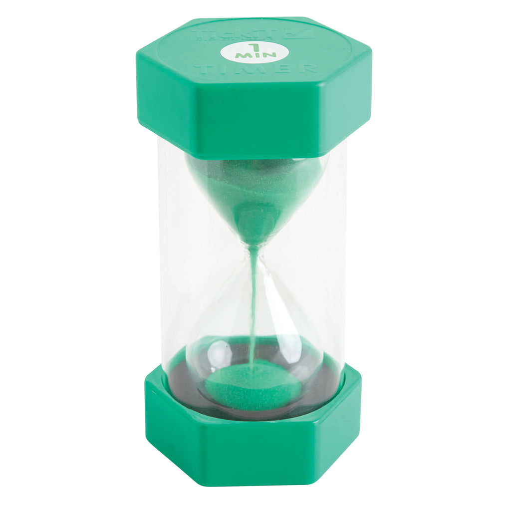 Large Sand Timer - 1 Minute