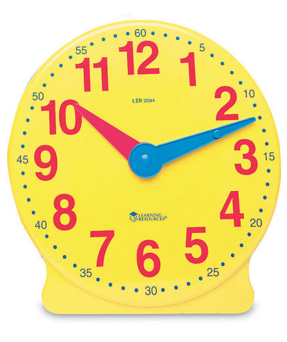 12-hour Demonstration Clock
