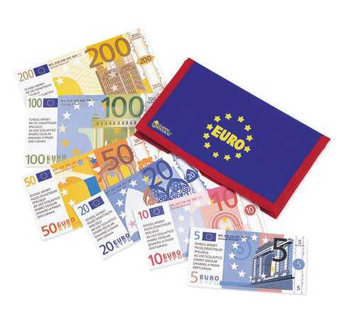 Euro Money Wallet pk100