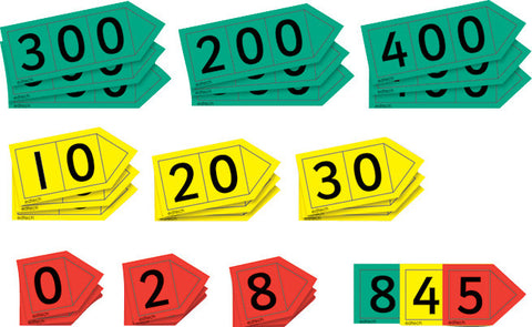 Pupil Place Value Arrows Set pk 162