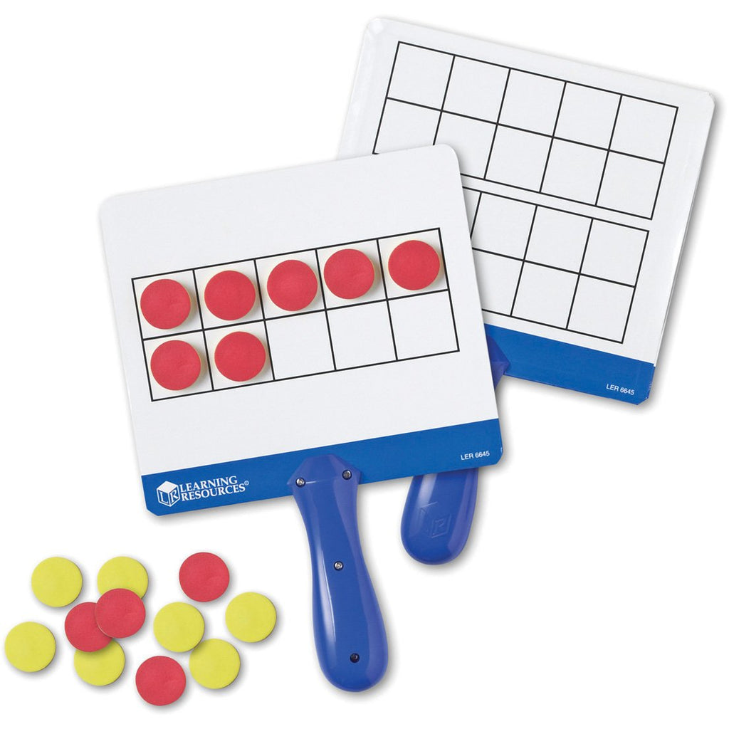 Magnetic-Ten-Frame-Answer-Boards-pk-4