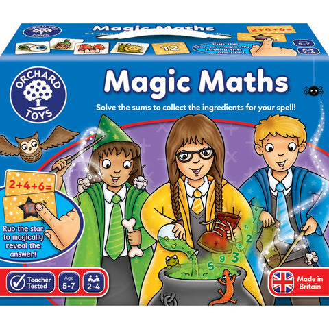 Magic-Maths-