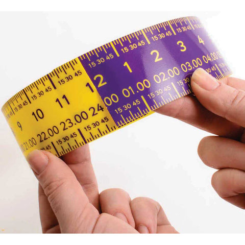 Elapsed Time Ruler pk 6