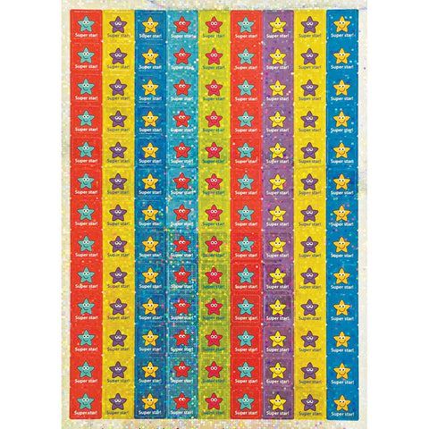 Sparkly-Mini-Super-Star-Stickers---12mm-pk-10