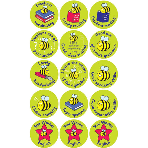 English-Stickers---38mm-pk-5
