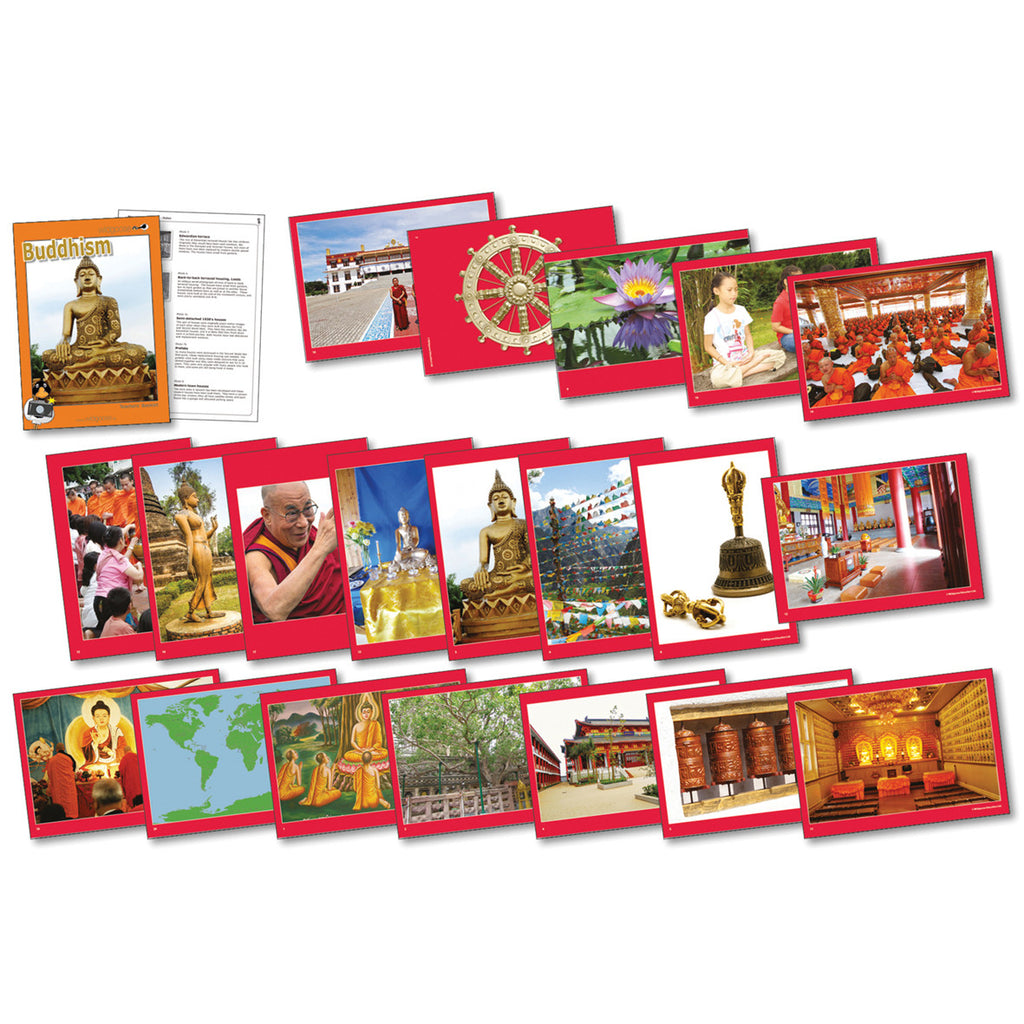Buddhism Photopack pk 20