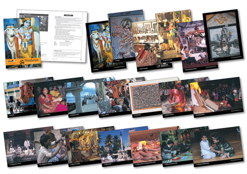Hinduism Photopack & Activity Book pk 20