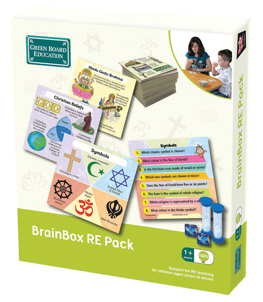 BrainBox RE Pack