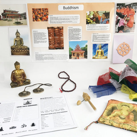 Buddhism-Artefacts-Pack-