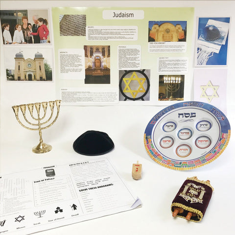 Judaism-Artefacts-Pack-