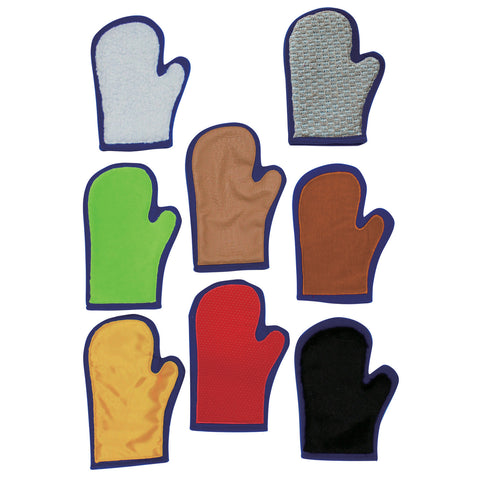 Tactile Mitts pk 7