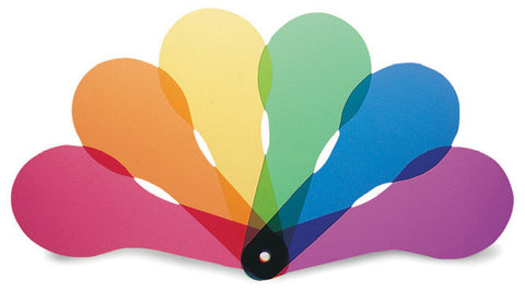 Colour Paddles Set pk18