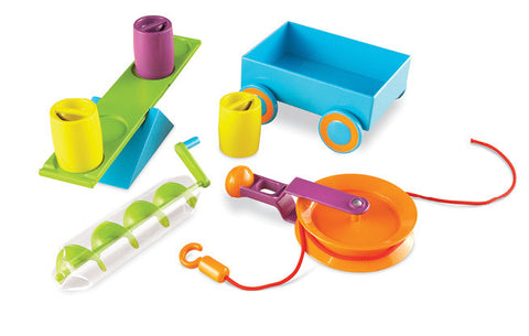 Simple Machines STEM Activity Set pk19