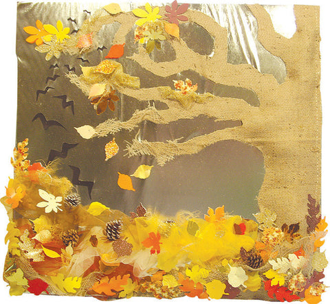 Autumn Textured Display Pack