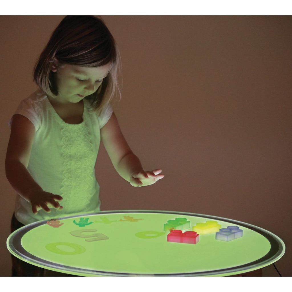 Colour-Changing-Round-Light-Panel-