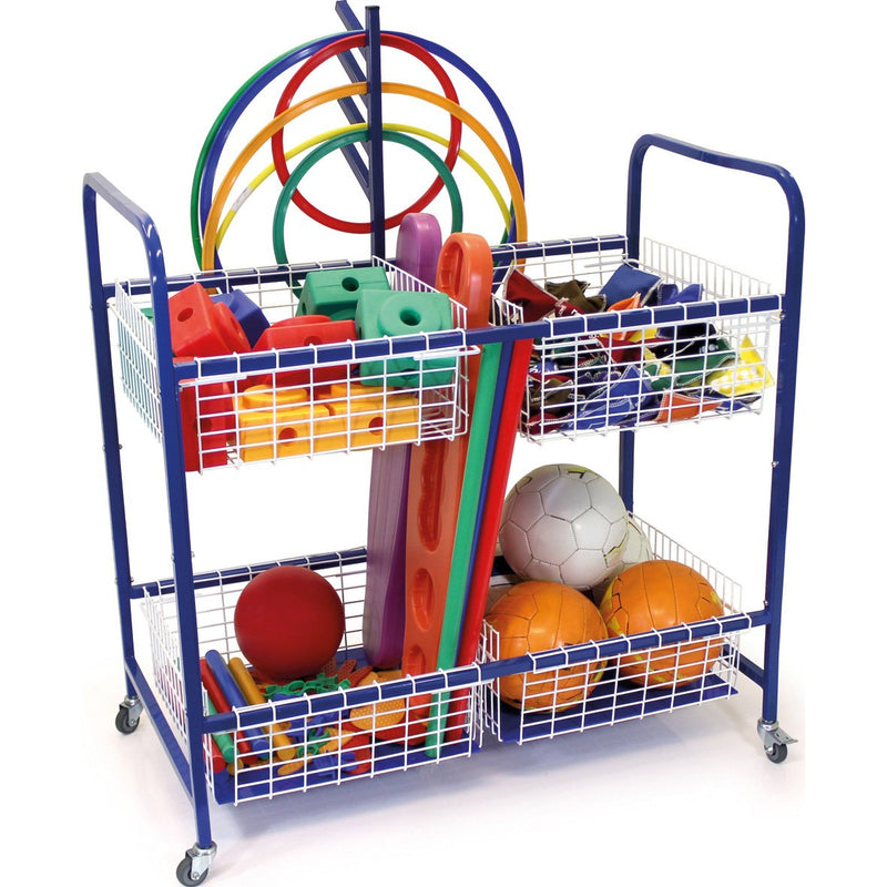 Multi-Purpose-Equipment-Trolley-