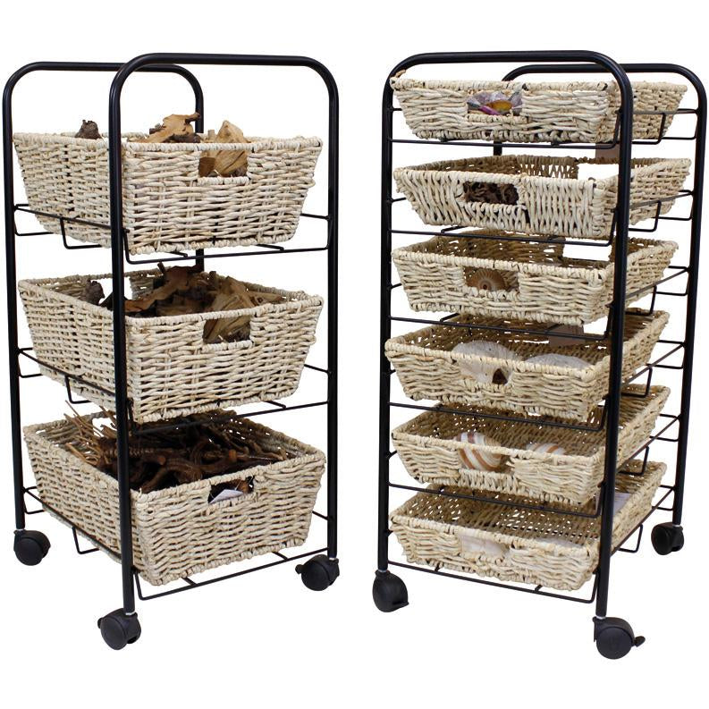 Deep-Storage-Trolley-with-Maize-Baskets-(3-Shelf)-