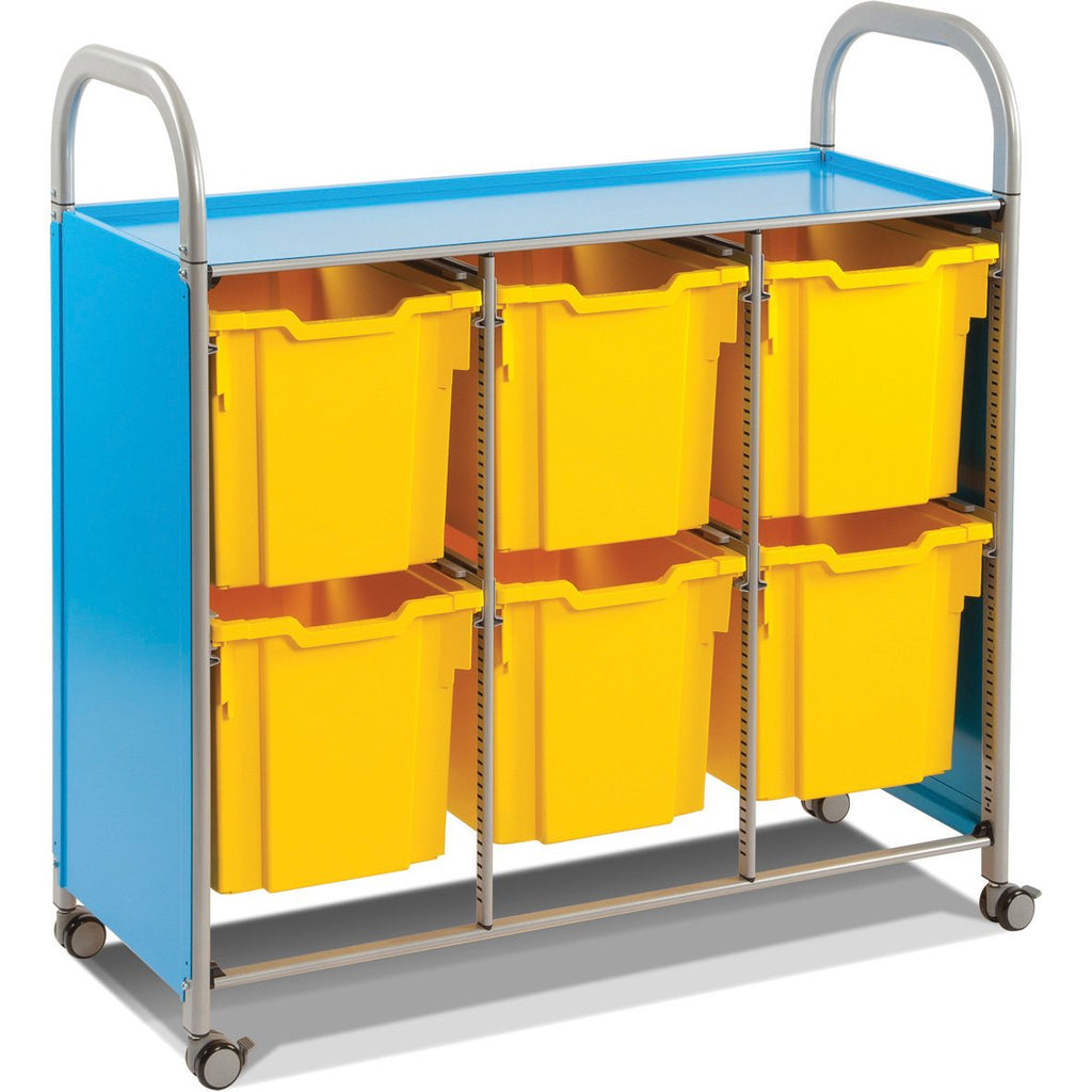 Callero-Treble-Trolley---Jumbo-Trays-