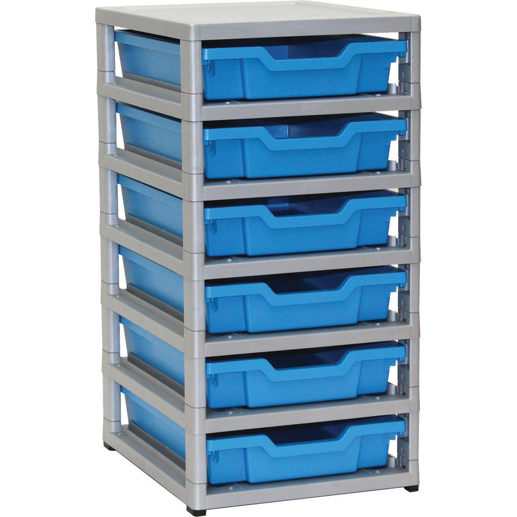 Gratstack---6-Shallow-Trays-