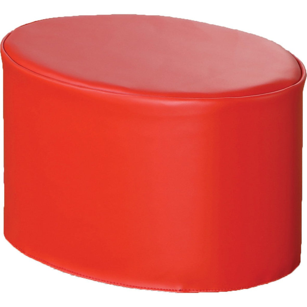Rainbow̴åÈ-Modular-Seating-Pouf-(Poppy-Red)-