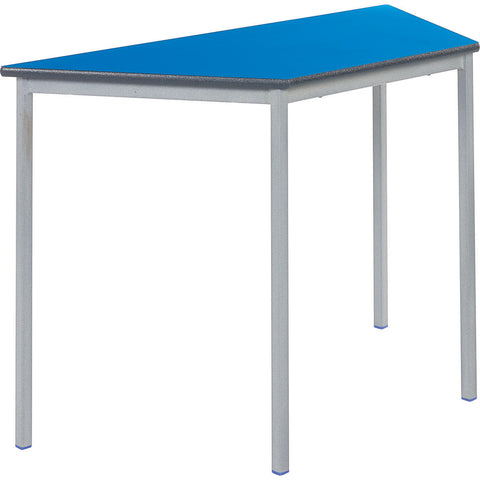 Fully Welded Classroom Table - Trapezoidal