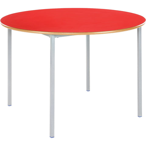 Fully Welded Classroom Table - Circular