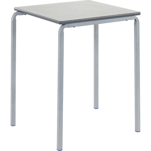 Crushed-Bent-Classroom-Table----Square-