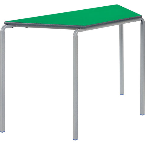 Crushed-Bent-Classroom-Table----Trapezoidal-