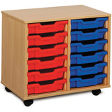 12-Shallow-Tray-Unit-(Double)---Beech-