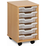 6-Shallow-Tray-Unit-(Single)---Beech-