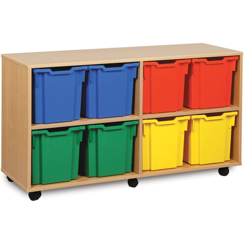 8-Jumbo-Tray-Unit-(Quad)---Beech-