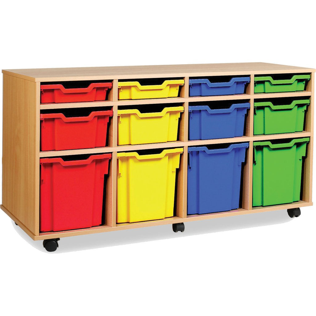 12-Variety-Tray-Unit-(Quad)---Beech-