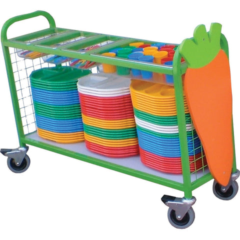 Tray-&-Cutlery-Trolley-